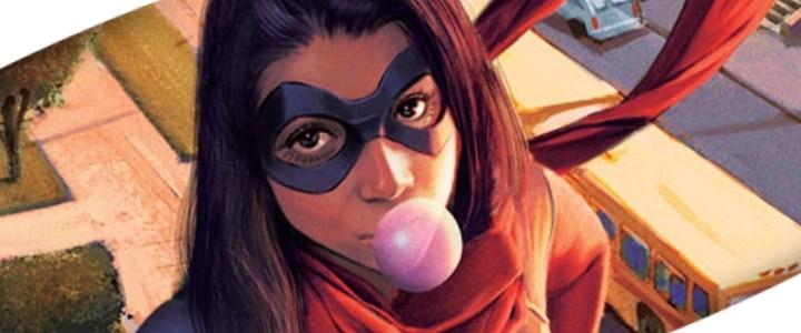 Ms. Marvel una hermosa muselman, Kamala Khan