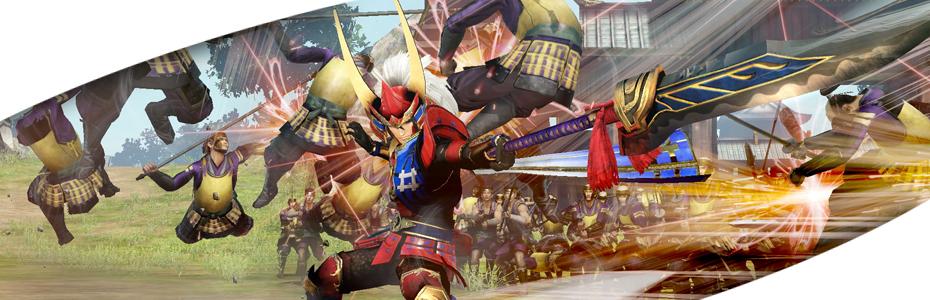"""Ya listo, Samurai Warriors para TV…""""¿Para qué estás luchando?"""""""