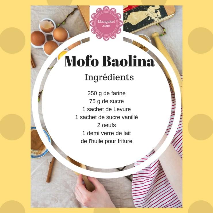 mofo boaolina, recette malgache, #mangakel