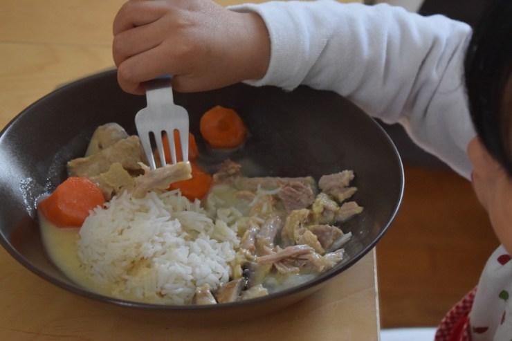 blanquette de veau à l'ancienne, cap cuisine en candidat libre