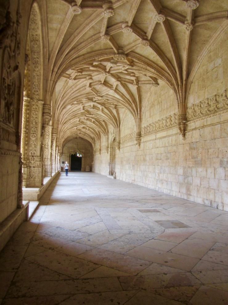 Le monastèredes Hiéronymites, Lisbonne