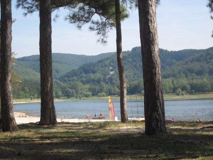 Lac de revel
