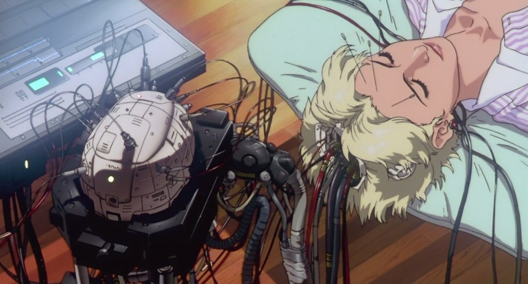Critique du film d'animation - Ghost In The Shell
