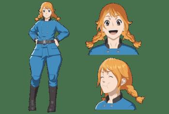 Anime Drifting Dragons Tampilkan PV Terbaru