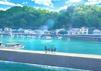 Houkago Teibou Nisshi Tampilkan Visual Anime, Ungkap Staf Produksi