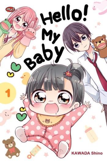 M&C Umumkan Lisensi Manga Hello!! My Baby