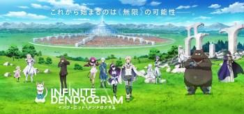 Anime Infinite Dendrogram Kembali Tayang pada Kamis Malam Pasca Penundaan