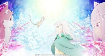 Debut OVA Re:Zero Frozen Bonds Capai Peringkat 6 Box Office Jepang