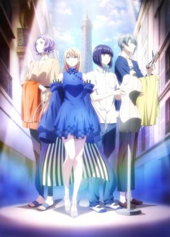 Staf Smile at the Runway Konfirmasi Jumlah Episode Anime Mereka