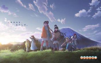 Anime Heya Camp△ Tampilkan Iklan Terbarunya