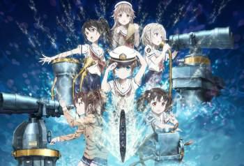 Staf Film Anime Haifuri Tampilkan Informasi Karakter Tambahan dan Visual Terbaru