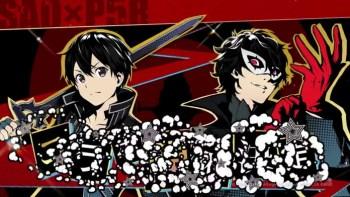 SAO dan Persona 5 Royal Umumkan Kolaborasi!