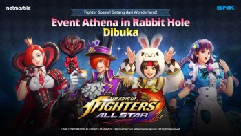 Netmarble Hadirkan 'Alice in Woderland' di The King of Fighters All Stars