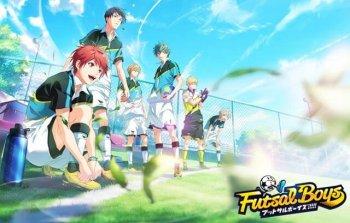 PV Proyek Kolaborasi Bandai Namco dan Diomedea, Futsal Boys!!!!! Diungkap