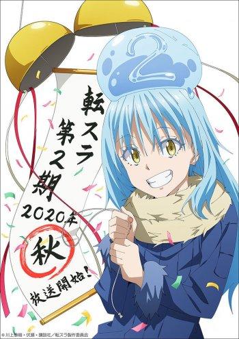 Season Kedua Anime Tensei Shitara Slime Datta Ken Ungkap Musim Tayangnya