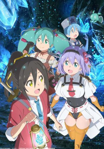 Video Promosi Adaptasi Anime Shachou, Battle no Jikan desu! Ungkap Detail Terbaru