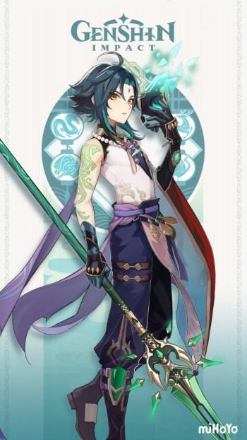 Genshin Impact Perkenalkan Karakter Baru yang Disuarakan oleh Seiyuu Kirito dan Fuutaro