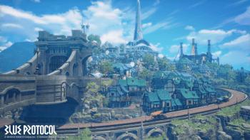 Blue Protocol Perlihatkan Combat Gameplay dan Bermacam Class