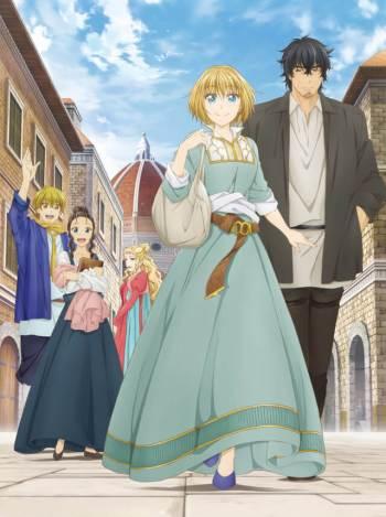 Adaptasi Anime Arte Didukung Kedubes Italia, Staf Gelar Pre-Screening Akhir Maret 2020