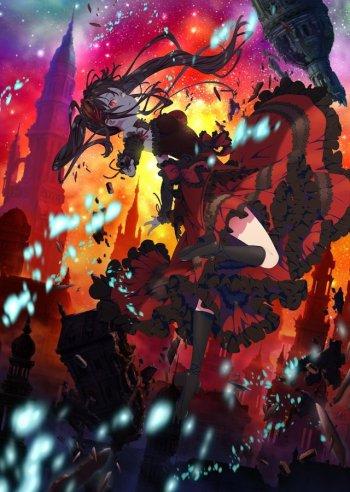 Anime Date A Bullet Tampilkan Visual Terbaru