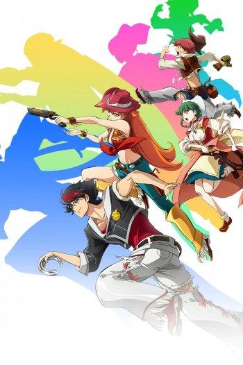 Anime Orisinal Back Arrow Ungkap Lebih Banyak Detail