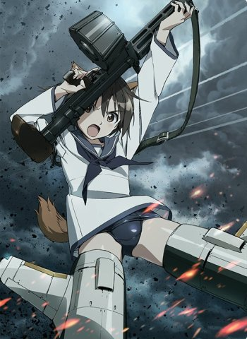 Anime Strike Witches: Road to Berlin Tampilkan PV Ke-2