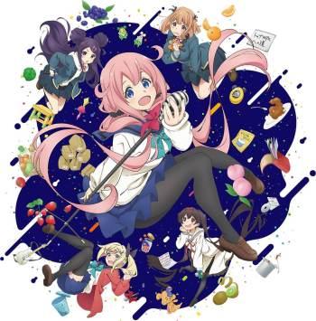 Video Promosi dan Visual Karakter Anime Ochikobore Fruit Tart Dipublikasi