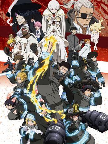 Anime Fire Force Season 2 Tampilkan PV Terbaru