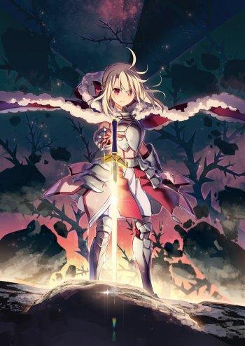 Fate/kaleid liner Prisma Illya Tayangkan Teaser Film Baru