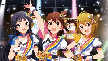 Game The IDOLM@STER Million Live! Dapatkan Adaptasi Anime