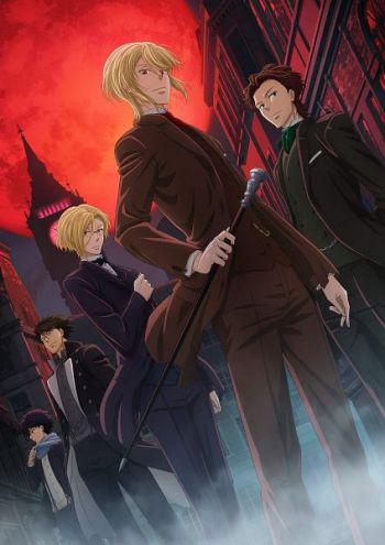 Anime Yuukoku no Moriarty Tampilkan Visual Terbaru