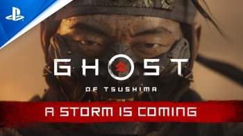 Ghost of Tsushima – A Storm Tampilan Trailer Terbaru