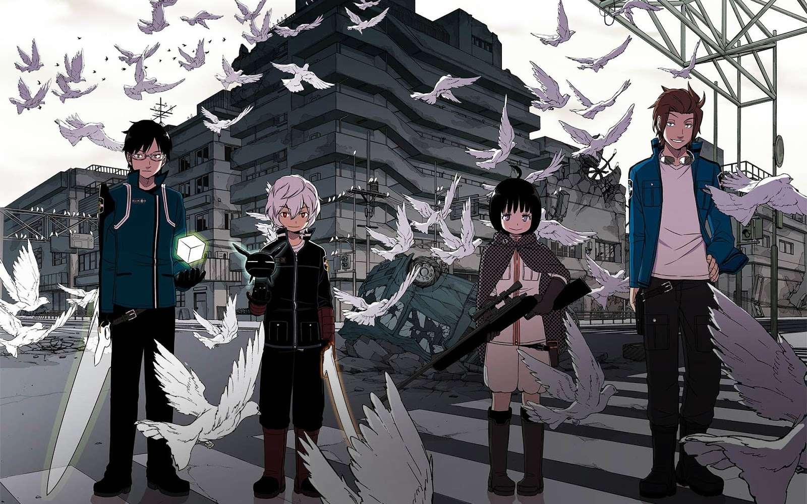 World Trigger Season 3 Mengungkap Visual Teaser!