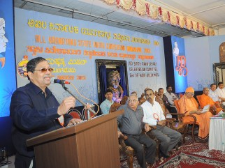 0034 Address by the chief guest Justice N Santosh Hegde