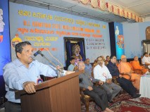 0036 Address by Dr N Vinay Hegde, Vice Chancellor, Nitte University