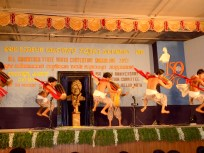 0080 Manipuri Dance by students of Alva College