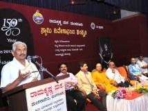 004 Inaugural address by Sri Prabhakar Bhat Kalladka