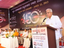 038 Sri Anantakrishna Addressing the gathering