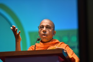 Swami Jitakamanandaji's Key-Note Address