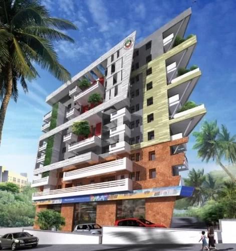Bearys Valencia Apartments - Mangalore - Mangalore Taxi