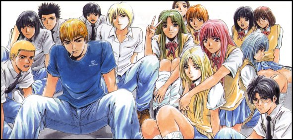 Great Teacher Onizuka photo de classe