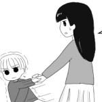 自閉症漫画37嫌がる子供