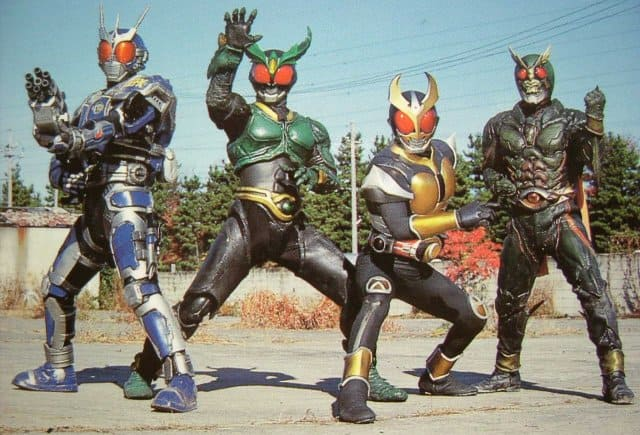Kamen Rider Agito Subtitle Indonesia Batch