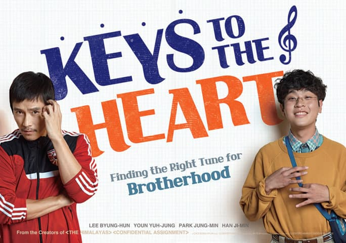 Keys to the Heart Subtitle Indonesia