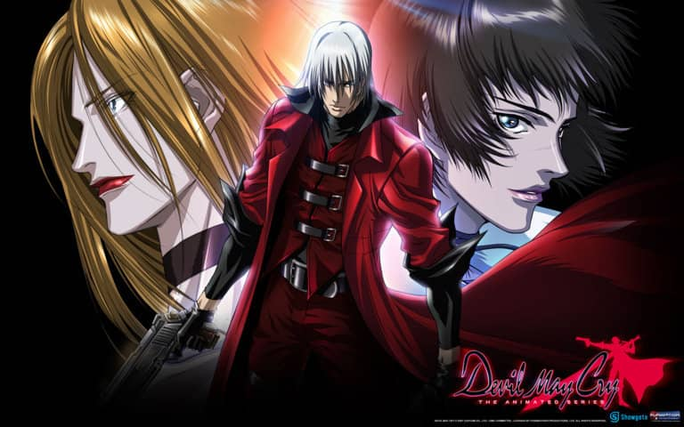 Devil May Cry BD Subtitle Indonesia Batch