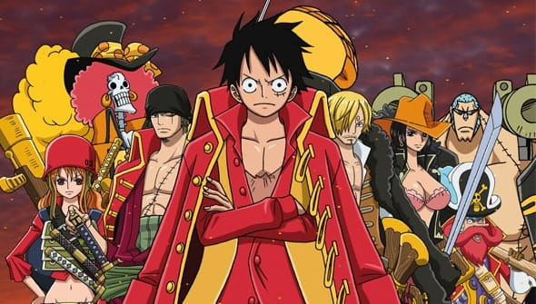 One Piece Film: Z BD Subtitle Indonesia