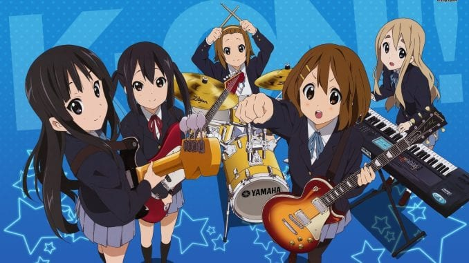 K-On!! S2 BD Subtitle Indonesia Batch + OVA