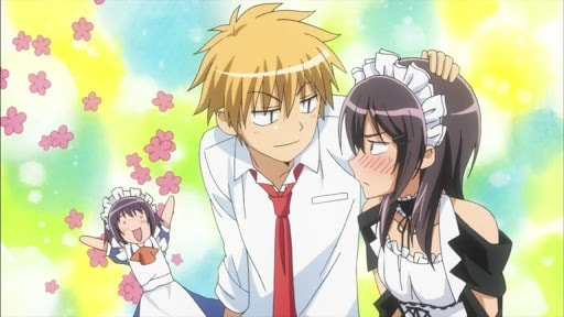 Kaichou wa Maid-sama! BD Subtitle Indonesia Batch + OVA