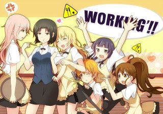 Working S2 BD Subtitle Indonesia Batch