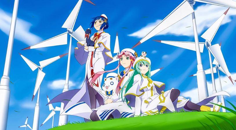 Aria the Origination BD Subtitle Indonesia Batch + OVA